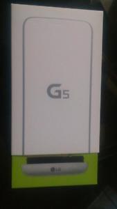 LG G5 ( BNIB ) Locked to ROGERS/FIDO/CHATR