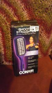 Conair Brush Straightener