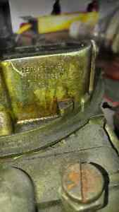 Holley carb made for motorcraft  ford West Island Greater Montréal image 3