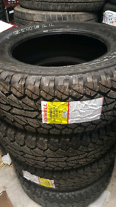 NEW LT35X12.5R20 COMFORSER ALL TERRAIN TIRES E RATED