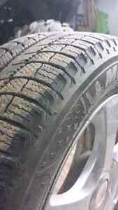 Winter tires and rims 185/65 R15