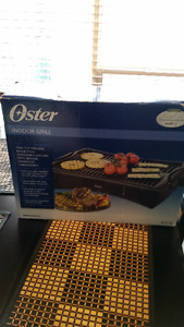 Brand new Oster indoor grill