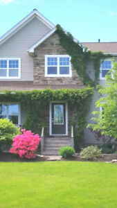BEAUTIFUL CUSTOM HOME WITH WATER VIEW NEAR SHEDIAC, NB