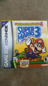 Super Mario Bros 3 Game Boy Advance