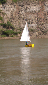 PD Racer- Sailboat- Or little fishing boat.