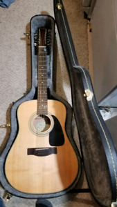 12 string Acoustic Fender