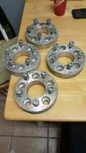 1'' 1/2 Wheel Spacers 4x4.5 For Sale