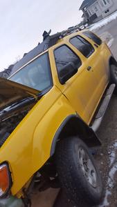 Nissan xterra parts 500 obo