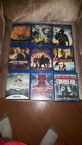 Bluray a 4$ chaques