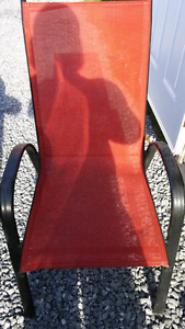 Chaise de parterre