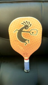 Pickleball paddle used