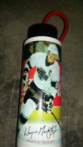 Wayne Gretzky COCA-COLA CLASSIC Great One WATER BOTTLE