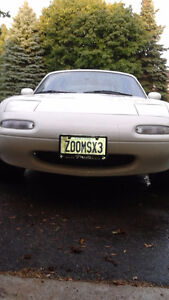 1990 MAZDA MIATA - OWN YOUR DREAM!