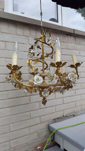 Antique Chandelier from Greece