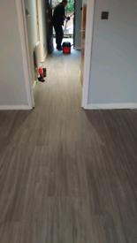 Carpet, LVT, Laminate flooring Fitters