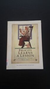 Felicity Learns A Lesson - A School Story Book Two