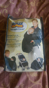 Snuggie cover, stroller/car seat/carrier