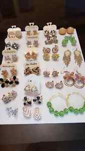 Jewelry (bracelets + earrings)