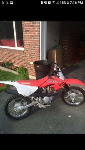 2012 CRF80 (low hr)for trade for ATV