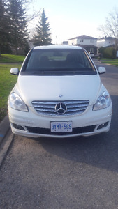 2008 Mercedes-Benz B-Class - Never Winter Driven