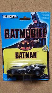 Diecast, ERTL, Batmobile 89, MOC, 1/64.