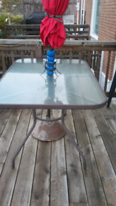 For sale pinic table and chairs