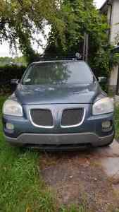 2005 pontiac montana sv6 for sale