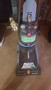 Hoover carpet cleaning machine
