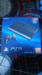 250 GB Ps3 in Great condition asking $130
