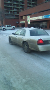 2007 Ford Crown Victoria - Quick sell
