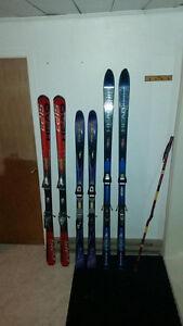 Skis à vendre