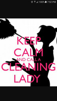 Cleaning Lady (European)