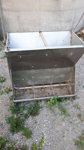 Stainless Steel Wet/Dry Feeders Stratford Kitchener Area image 4