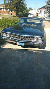 RARE 1964 Buick Wildcat made in Canada!!