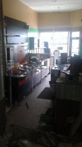 Retail display cases and supplies 2500 obo