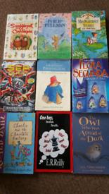 Kids books most 20p- 50p