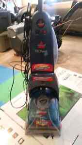Bissell pro heat 2x vacuum and carpet clean great deal!
