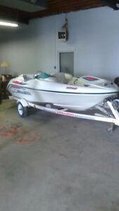 Sea Doo Boat