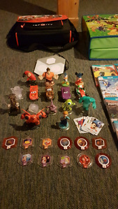 Wii U Games & Figures Lot