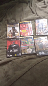 Gamecube and PS3 games