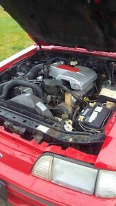 1989 Ford Mustang Coupe (2 door) Peterborough Peterborough Area image 5