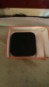 Apple tv box