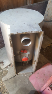 Camper Water Heater