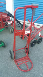 Maxis SimPull Coil Pack Hand Truck.