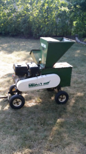 Mighty Max Wood Chipper