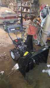 "Snow Blower -30"" with Electric Start"