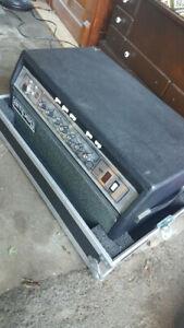 Ampeg SVT Bass Head 1978