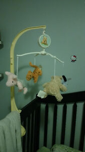 Baby crib mobile Winnie the Pooh -St. Catharines