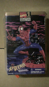 Marvel Kits, Spiderman and Ghost Riderm unopened packaging