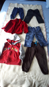Toddler Boy Clothes - 20 items - size 24 months
